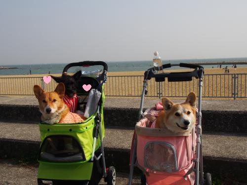 3ショット@芦屋浜