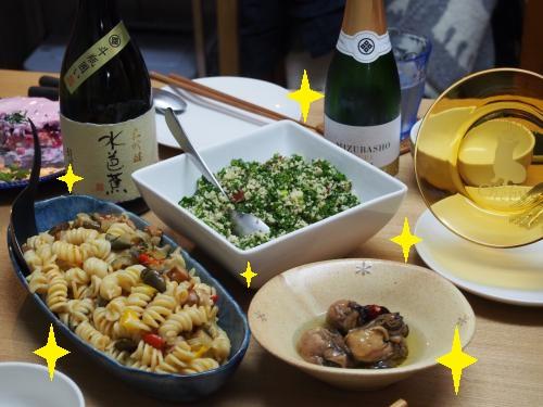 じゅんちゃん手料理2