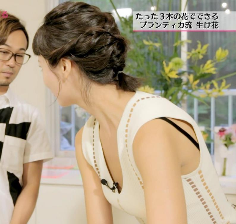 黒田エイミ 胸元キャプ・エロ画像9
