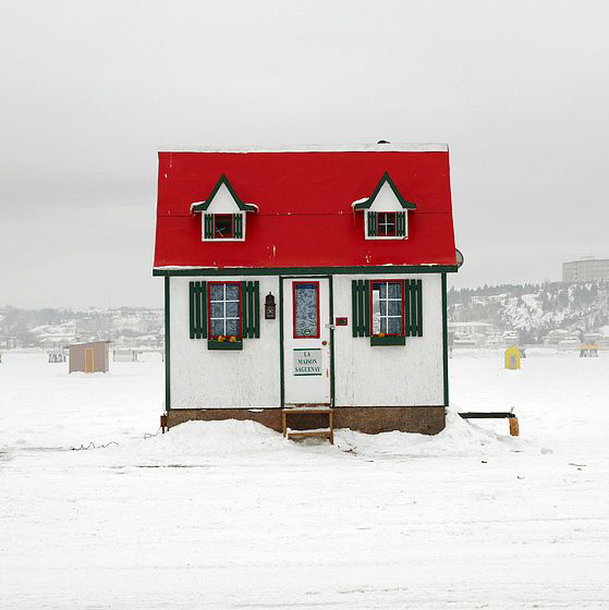 Ice Huts13