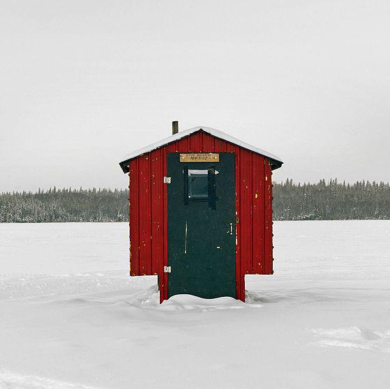 Ice Huts21