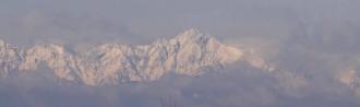 141116峰の原より五竜岳-ブログ用