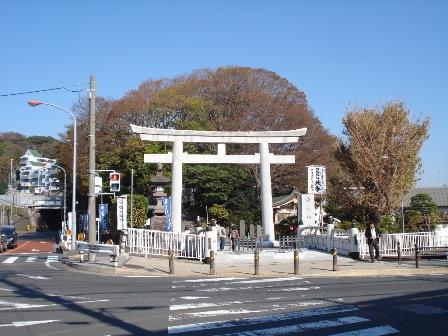 藤沢白旗神社さま:4