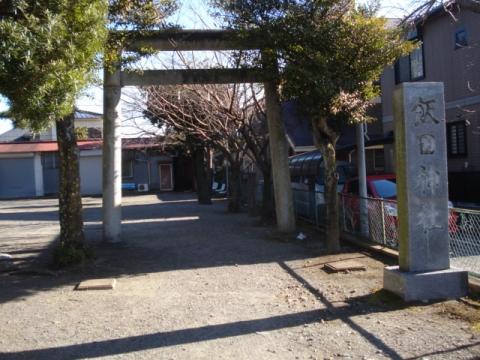 飯田神社さま:1