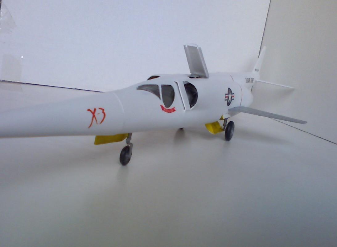 ダグラスX-3ステイレット