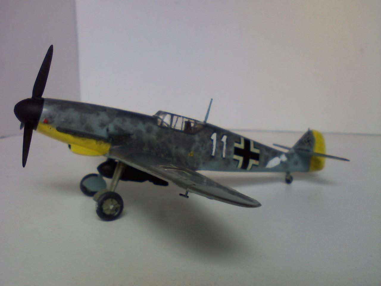 Me109F