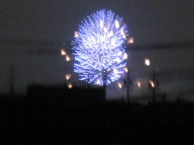 地元祇園打ち上げ花火 (6)
