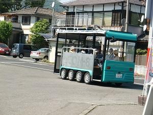 送迎バス?