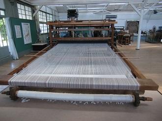 特大織り機