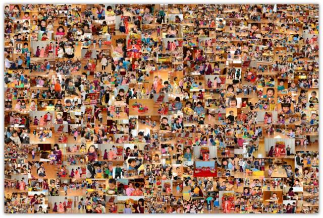 ひな祭り ひなまつり 雛祭り 青森県 弘前市 カメラマン 保育所 保育園 幼稚園 イベント 祭り 行事 出張 写真 撮影