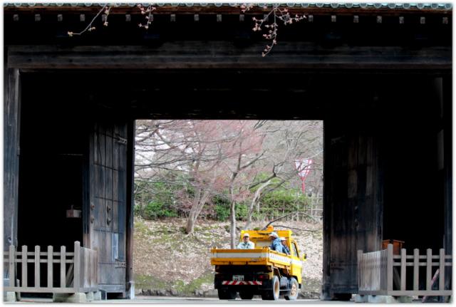 青森県 弘前市 観光 弘前公園 弘前城 弘前さくらまつり 外濠 開花 さくら サクラ 桜