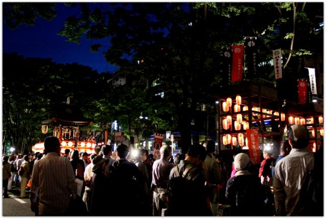 仙台 青葉 まつり 宮城県 すずめ踊り 宵祭り 山鉾