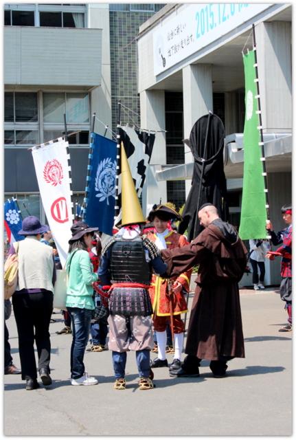 仙台 青葉 まつり 宮城県 すずめ踊り 山鉾 時代絵巻巡業 武者行列