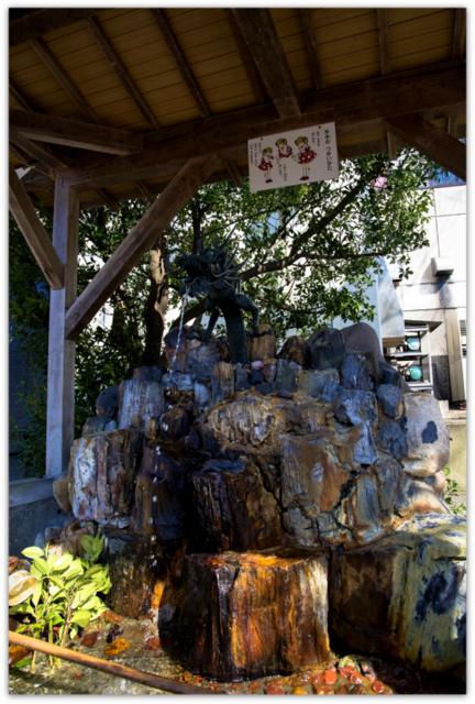 青森県 鰺ヶ沢町 正八幡宮 神社
