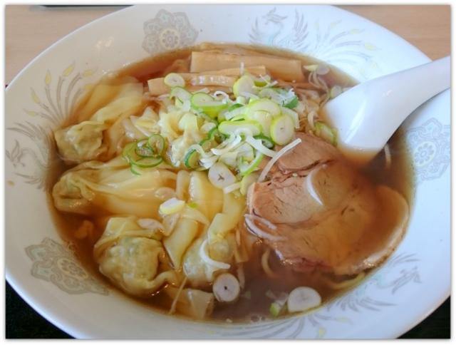 青森県 弘前市 東目屋 食事処 食堂 レストラン ランチ グルメ ラーメン ワンタン麺 白神飯店