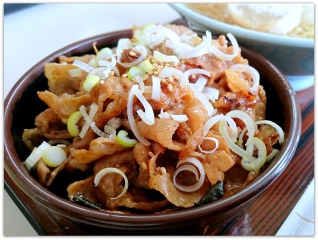 青森県 弘前市 グルメ 食堂 ランチ 笑福亭 しょうふくてい マーボーハン 焼肉丼とラーメンセット