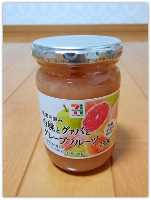 果実の恵み 白桃とグァバとグレープフルーツ セブン&アイホールディングス