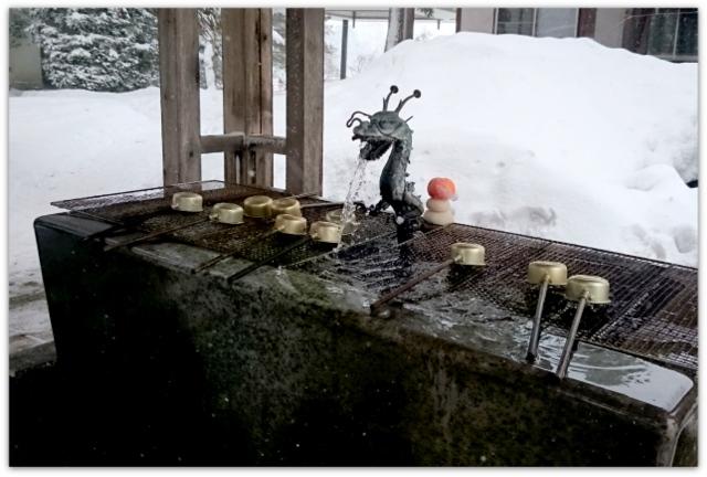 青森県 平川市 尾上 猿賀神社 初詣