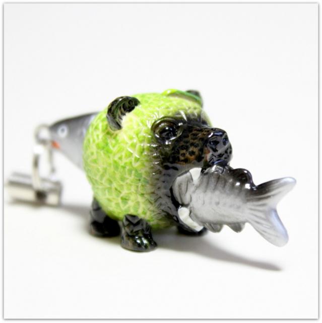 メロン熊 鮭バージョン