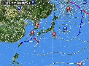 3日②天気