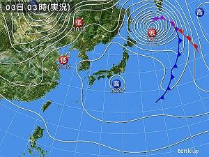 3日①天気