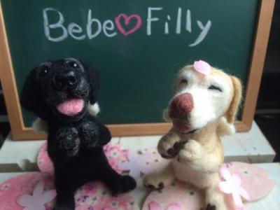 bebe&filly