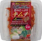 七種の野菜の旨みたっぷりキムチ(プラスワン)200g