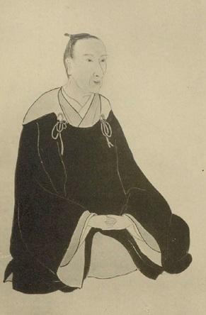 宇津木昆台肖像