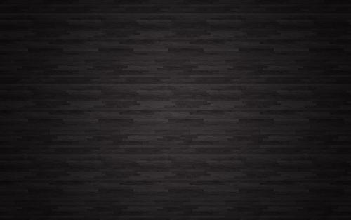 Black Hardwood Floor