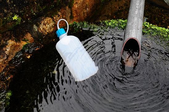 針江生水の郷