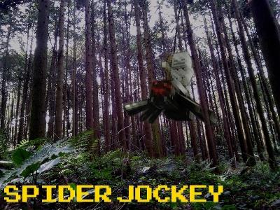 spiderjockey