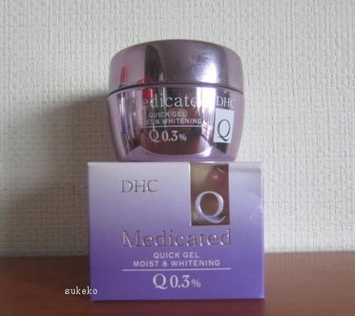 DHC薬用Qクイックジェル モイスト&ホワイトニング