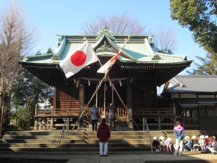 2015.1.5 烏山神社