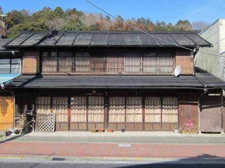 格子の建物②