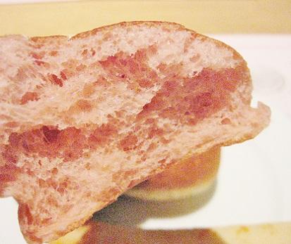 ほんのり甘い桜パン