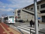 貝塚駅駅舎(2015.1.24)
