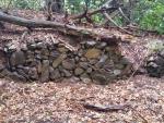 神社の石垣