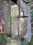 天保年間の墓石