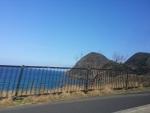 快晴の日本海1