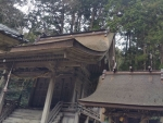 竹野神社本殿