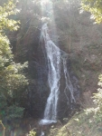 味土野の滝