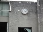 町役場の時計