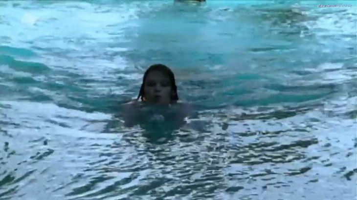 ※画像・動画有 ドイツ人女優、ジェニファー・ウルリッヒの貴重な全裸水泳シーンwww