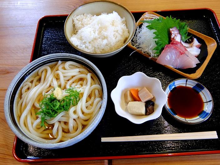 さしみ定食1