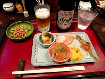活麺富蔵おばんざい3