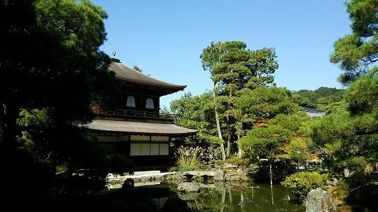 京都府 銀閣寺