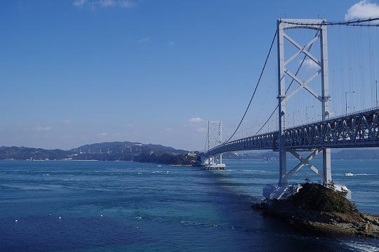 徳島県 明石海峡大橋