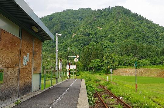 会津越川駅 4