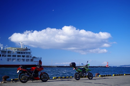 千葉県 金谷港
