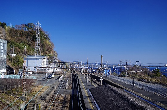 根府川駅 3